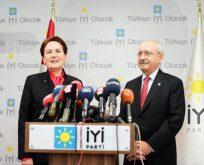 Tekirdağ'da İYİ Parti CHP İttifakı
