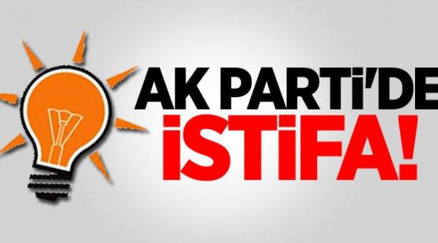 AK Parti'de İki İstifa Birden !